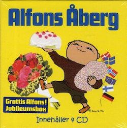 Alfons Åberg Jubileumsbox Alfons 40 år Grattis Alfons!