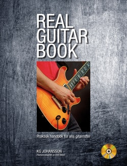Real Guitar Book   inkl CD