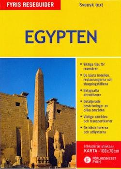 Egypten (med karta)