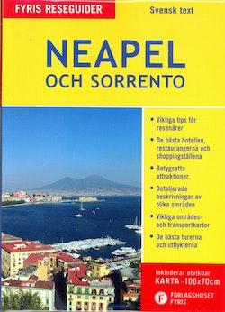 Neapel och Sorrento utan karta