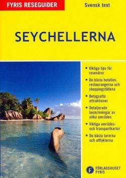 Seychellerna utan separat karta