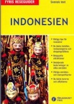 Indonesien utan separat karta