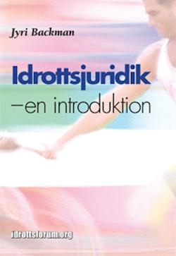 Idrottsjuridik - en introduktion