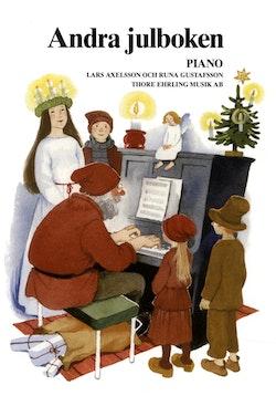 Andra Julboken : Piano