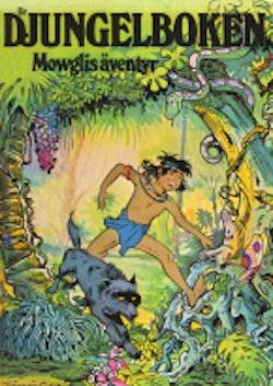 Mowglis äventyr ur Djungelboken