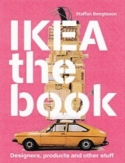 IKEA the book : Designers, producers and othe stuff - Pink