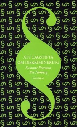 Att lagstifta om diskriminering