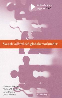 Svensk välfärd och globala marknader