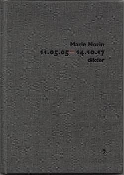 11.05.05-14.10.17 : dikter