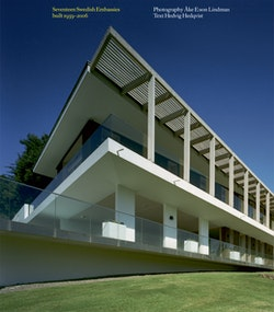 Seventeen Swedish Embassies built 1959-2006
