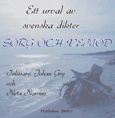 Sorg och vemod : ett urval av svenska dikter