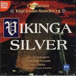 Vikingasilver : en storslagen historisk roman om Birka