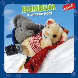 Bumbum klättrar högt