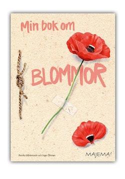 Min bok om blommor åk 2-4