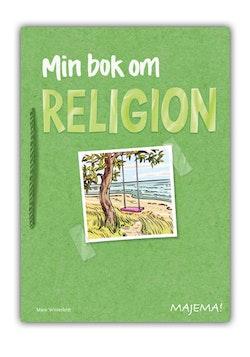 Min bok om religion åk 3-5