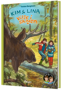 Kim & Lina vilse i skogen