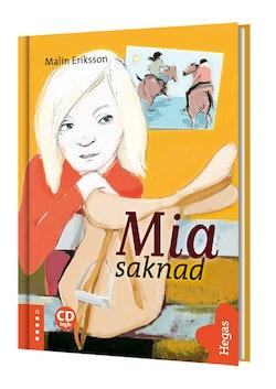 Mia saknad (CD ingår)