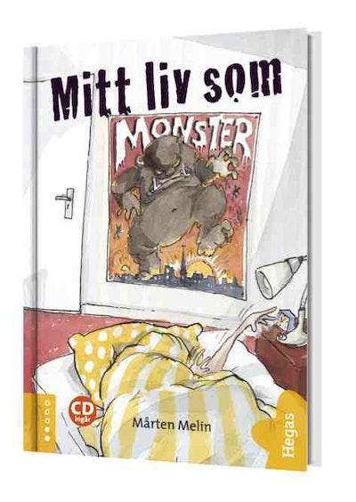 Mitt liv som monster (CD ingår)