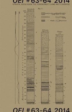 OEI # 63-64 Strata, geologisk tid, jordkonst / Land art i Sverige