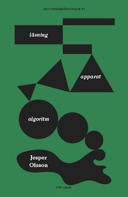 läsning – apparat – algoritm