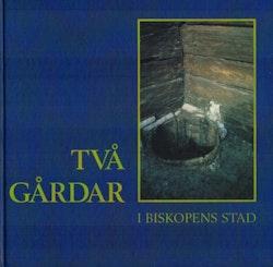 Två gårdar i biskopens stad : om den arkeologiska undersökningen i kvarteret Brevduvan, Linköping 1987 och 1989