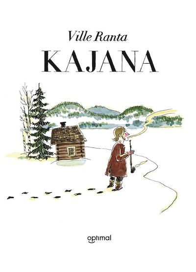Kajana : en serieroman