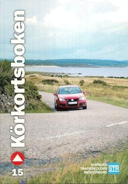 Körkortsboken 15 + vägmärkeshäfte