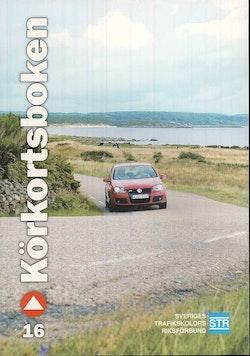 Körkortsboken 16 + vägmärkeshäfte