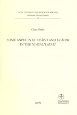 Some aspects of Vyapti and Upadhi in the Nyayalilavati