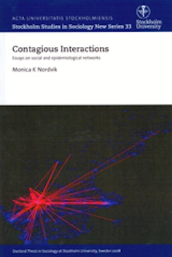 Contagious Interactions Essays on social and epidemiological networks