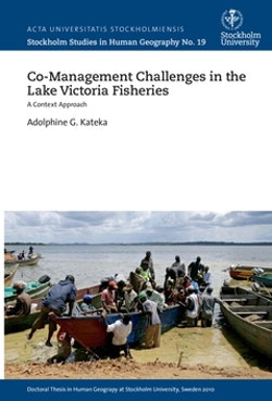 Co-management challenges in the Lake Victoria fisheries : a context approach