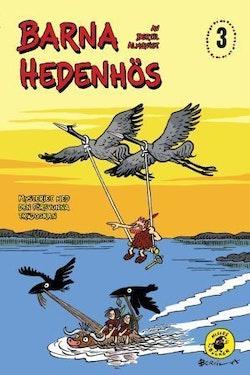 Barna Hedenhös 3, Mysteriet med den försvunna trädockan