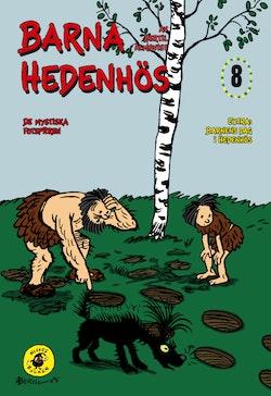 Barna Hedenhös 8, De mystiska fotspåren