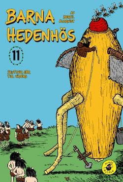 Barna Hedenhös 11, Skuttnik går till väders
