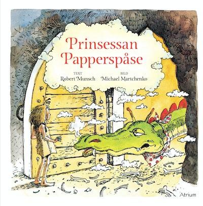 Prinsessan Papperspåse
