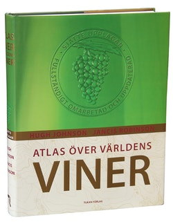 Atlas över världens viner