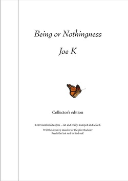 Being or Nothingness (Collector's edition)