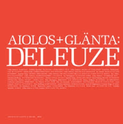 Glänta 1(2004) Deleuze