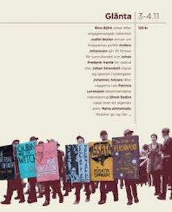 Glänta 3-4(2011) Engagemang, radikalitet, hängivelse