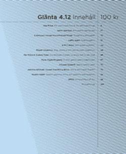 Gläntam 4(2012)