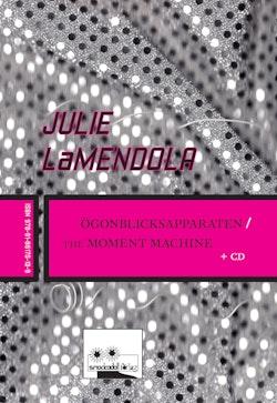 Ögonblicksapparaten = The moment machine + CD