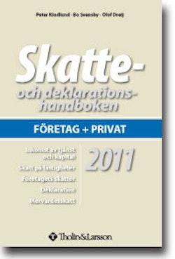 Skatte- och deklarationshandboken 2011