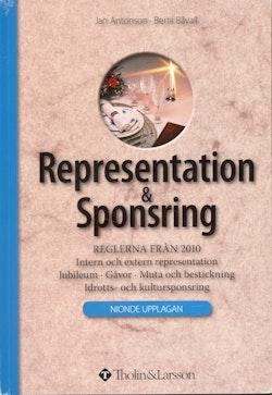 Representation och sponsring : reglerna från 2010