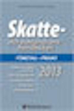 Skatte- och deklarationshandboken 2013