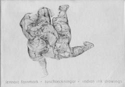 Tuschteckningar : Indian ink drawings