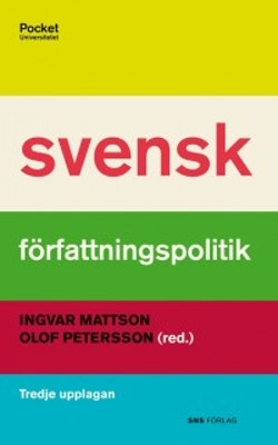 Svensk författningspolitik