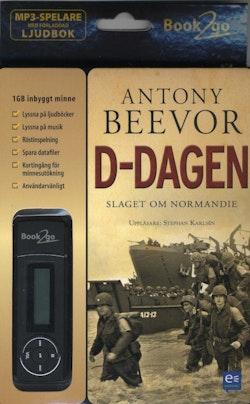D-dagen : slaget om Normandie Book2go