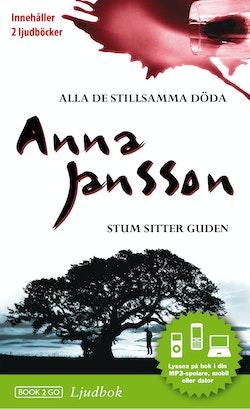 Stum sitter guden - Alla de stillsamma döda (Book2go ljudbok)
