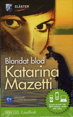 Blandat blod Book2go