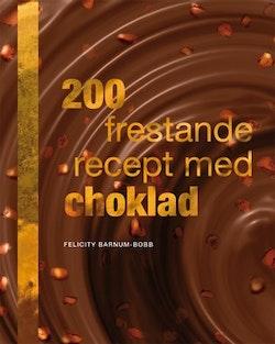 200 frestande recept med choklad